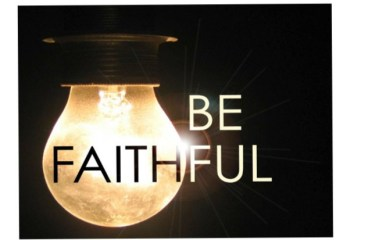 Oct 22 – Are You Faithful To Jesus?