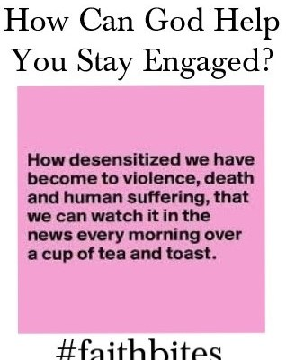 Are you desensitized?
