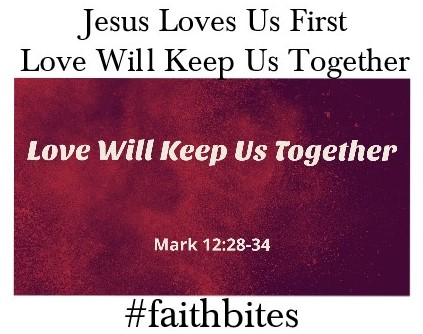 You are currently viewing February 14 – Love Is What Keeps Us Together!