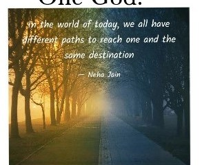 February 25 – Different Paths, One Destination