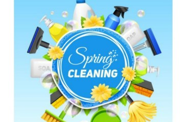 March 22 – Spring Cleaning. It's Not Just For Your House