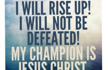 April 4 – Easter Birthday – Rise Up