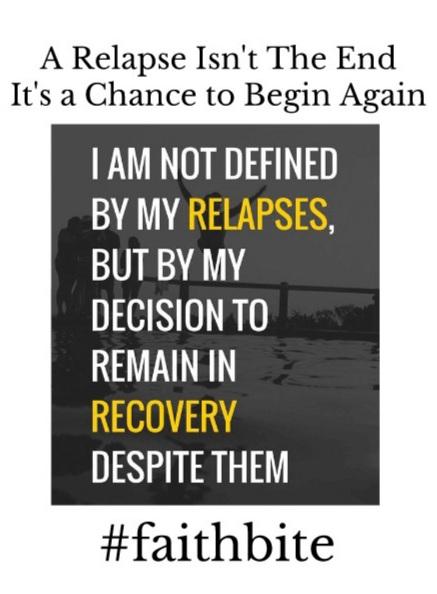 June 12 – Relapse