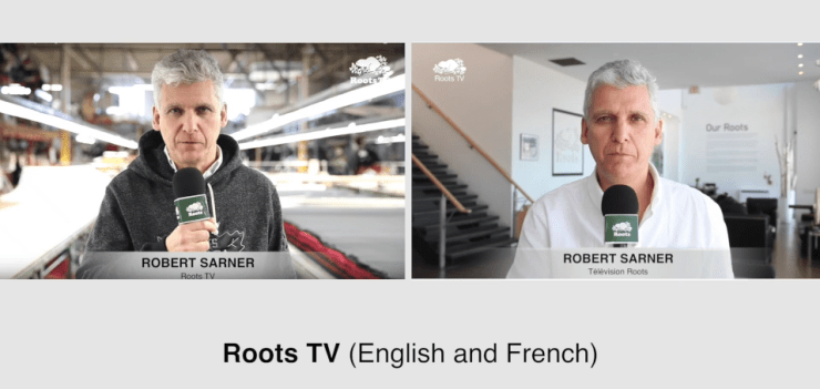 Roots TV (English and French)