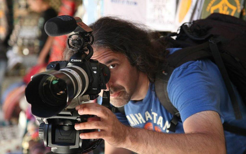 Filmaker Igal Hecht
