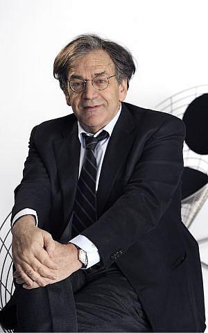 Controversial French scholar Alain Finkielkraut. (Christophe Abrahamovitz/Radio France)