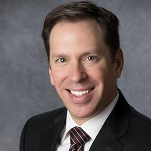 Michael Mostyn, CEO of B'nai Brith Canada