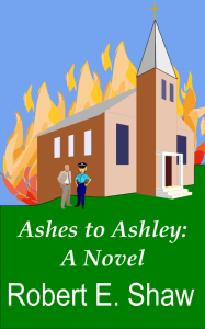 Cover of *Ashes to Ashley*