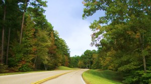 Natchez Trace Parkway (R. Shaw photo)