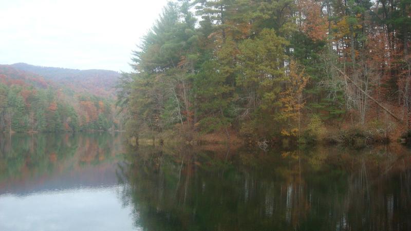 Unicoi Lake, Hellen Georgia