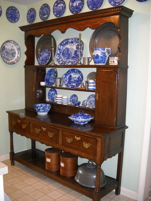 Antique Welsh Dressers from Wales  Robertson Gallery and