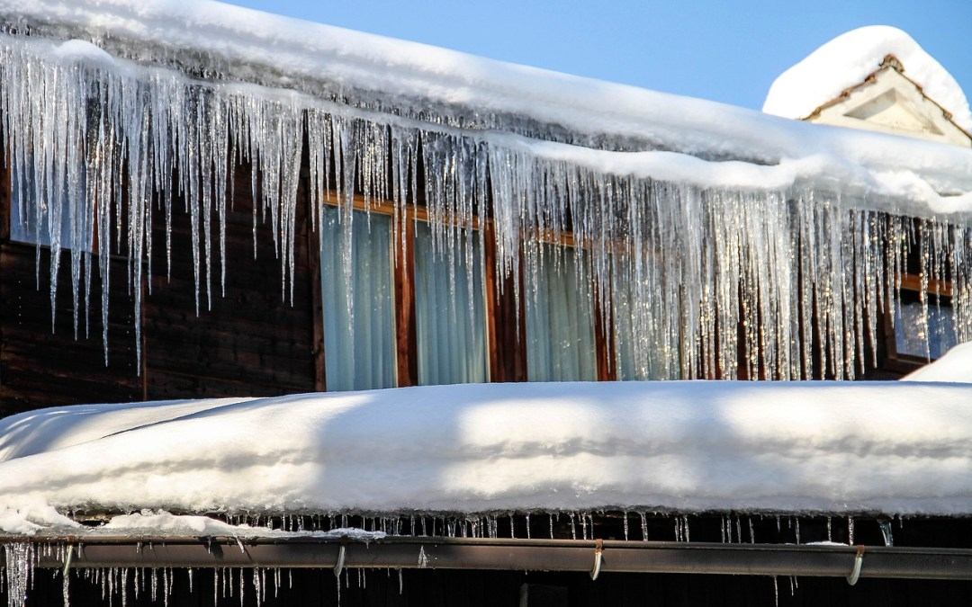 Keeping Ice Dams off of Your Roof