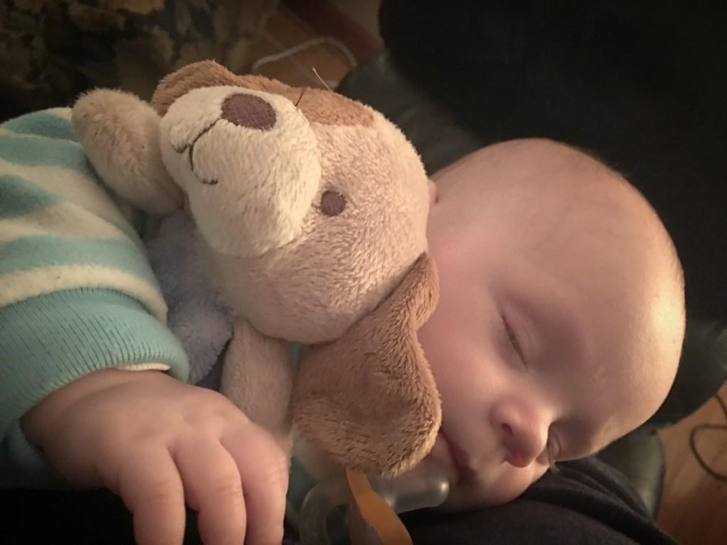 Sleepy Asher