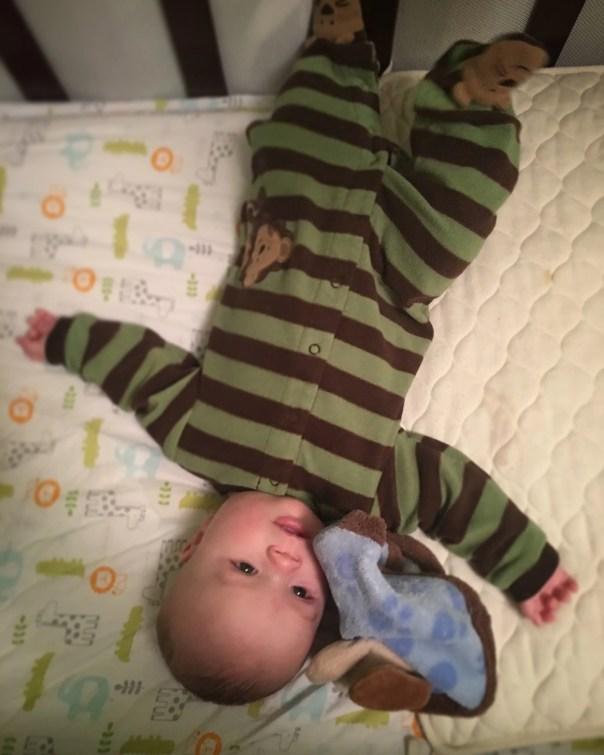 Sleeping or Spinning