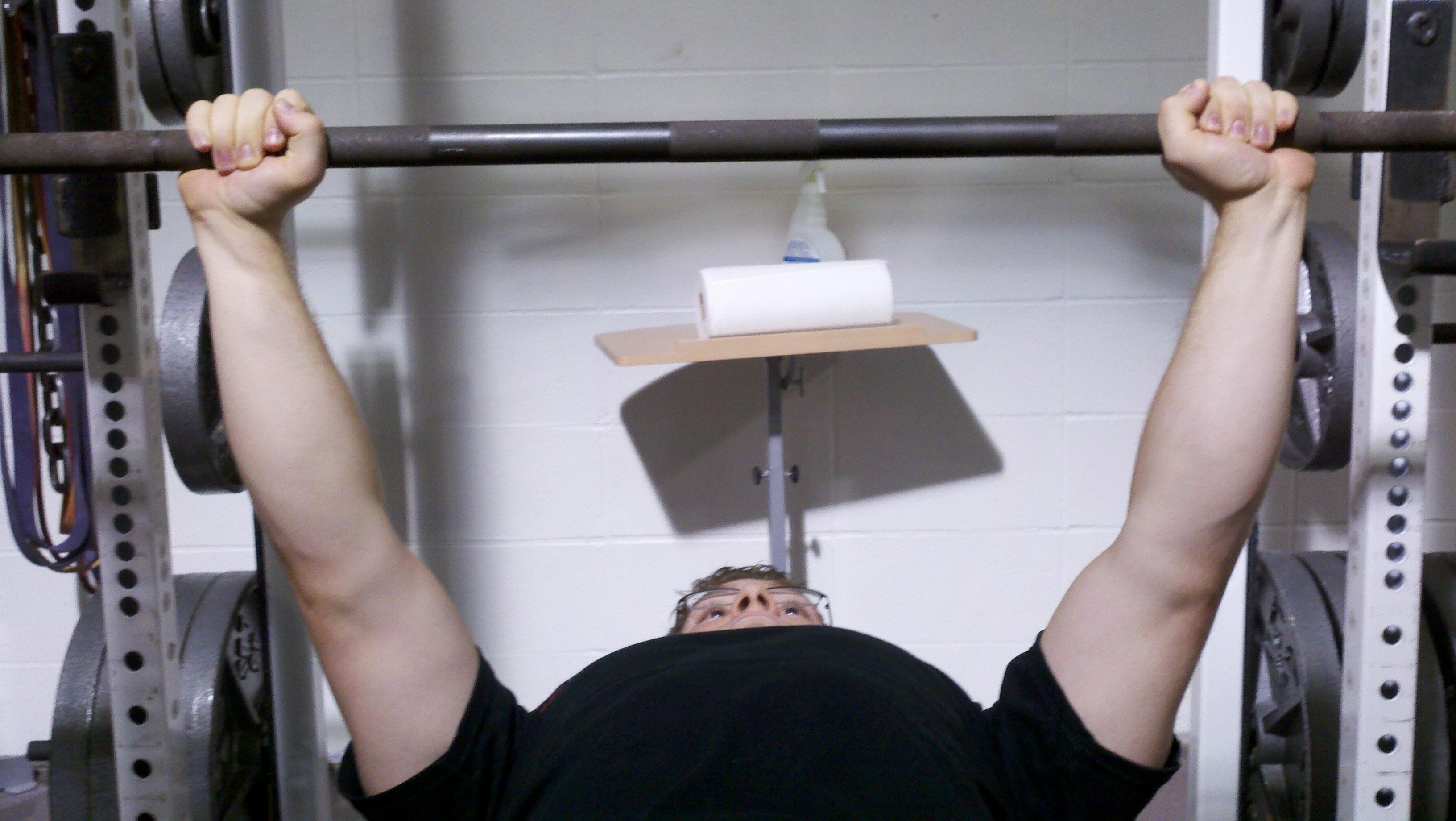 Floor Press Robertson Training Systems
