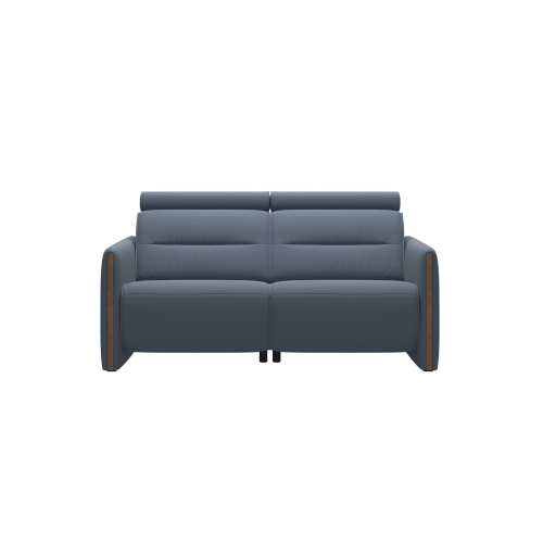 Emily Wood 2 Seater Power Loveseat