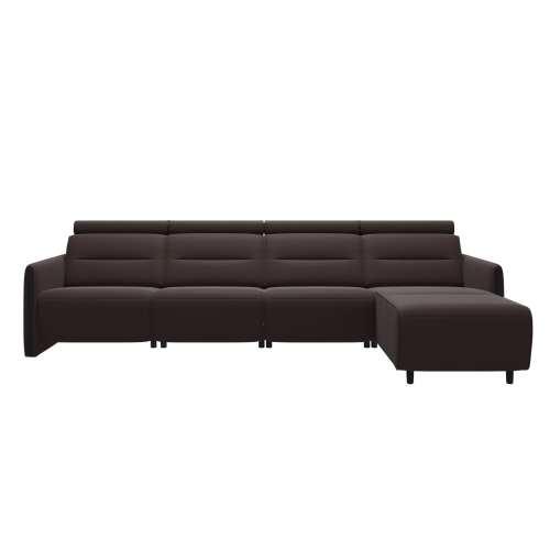 Emily 3 Seater Sectional with 1 power and long seat 1