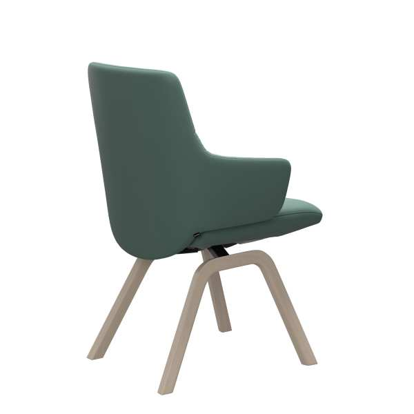 Mint Low Back Armed Chair D200 1