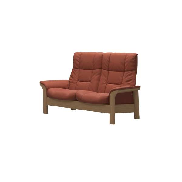 Buckingham 2 seater Loveseat High Back 3