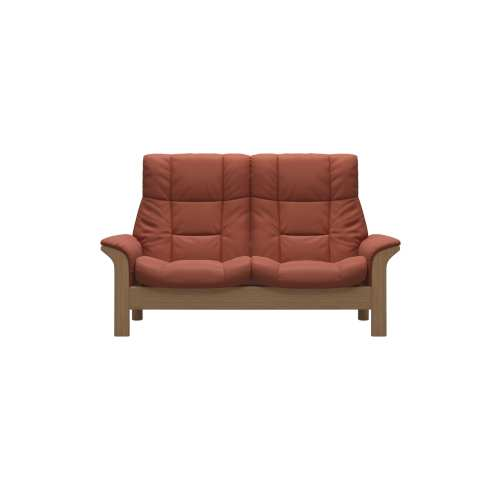 Buckingham 2 seater Loveseat High Back