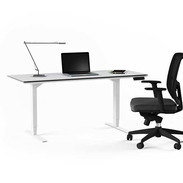 Centro 6451 Standing Desk White