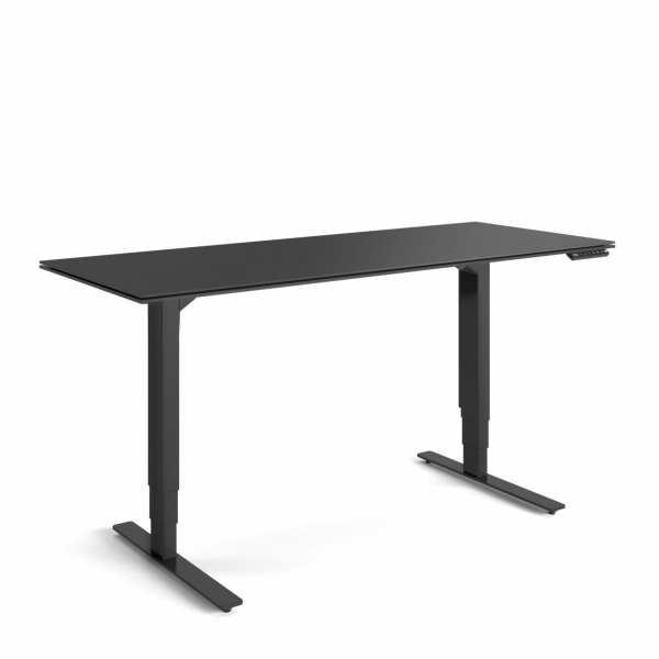 Stance Lift Desk 6651 Black 2