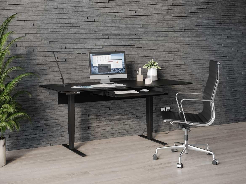 Stance Lift Desk 6552 Living