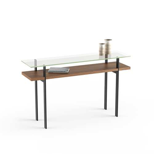 Terrace Console 1153 Walnut