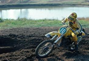 Mark Barnett - Suzuki Motocross - barnett-009