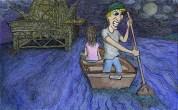 The Haunted Awful Lake
