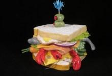 Dagwood Sandwich. Sold