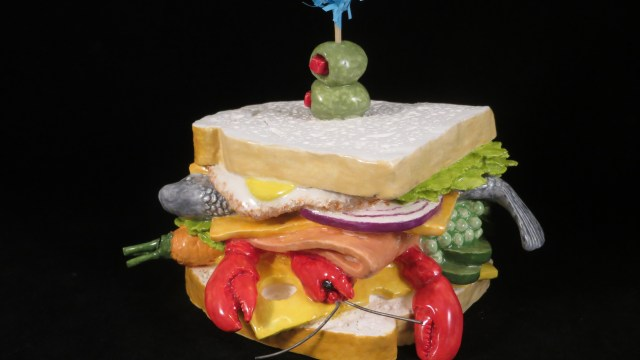 Dagwood Sandwich. Sold