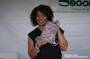 Author Laina Dawes
