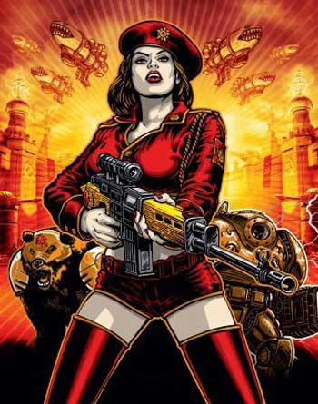 Command & Conquer: Red Alert 3 Torrent Download