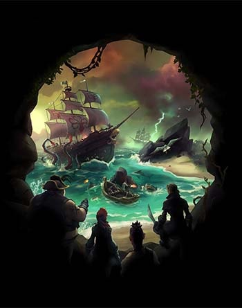 Sea of Thieves Torrent Download