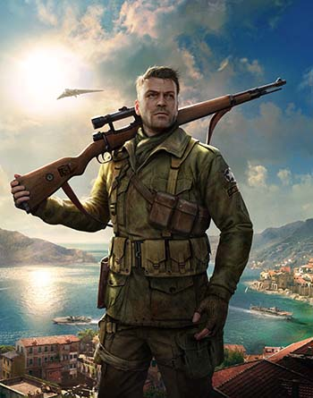 Sniper Elite 4 Torrent Download