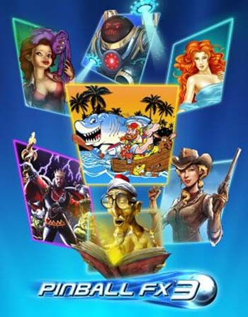 Pinball FX 3 Torrent Download