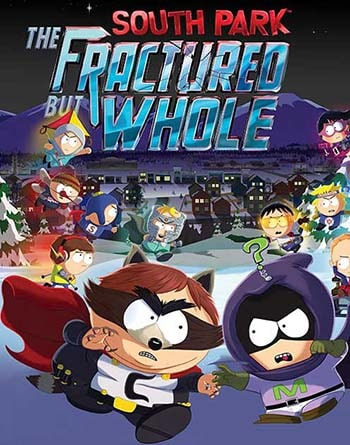 South Park: The Fractured But Whole Torrent Download
