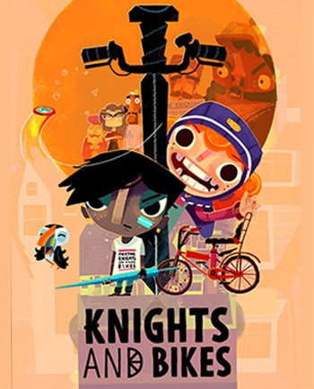 Knights and Bikes Torrent Download