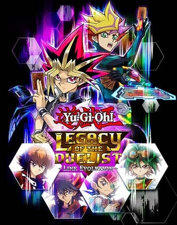 Yu-Gi-Oh! Legacy of the Duelist: Link Evolution Torrent Download