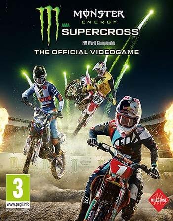 Monster Energy Supercross 3 Torrent Download