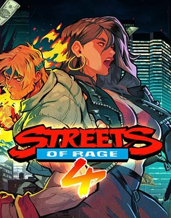 Streets of Rage 4 Torrent Download