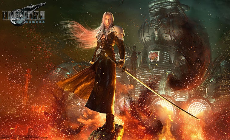 Final Fantasy VII Remake Feature Image - Robgamers.com