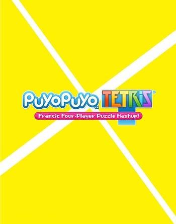 Puyo Puyo Tetris Torrent Download