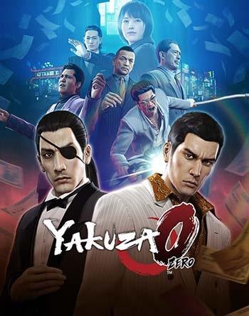 Yakuza 0 Torrent Download