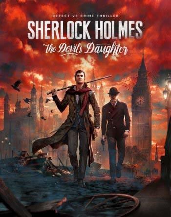 Sherlock Holmes: The Devil's Daughter Torrent Download