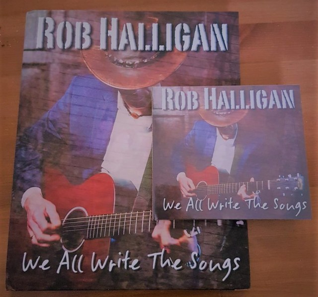 CD & Songbook - We All Write the Songs.