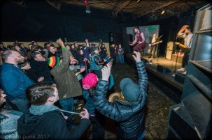 Rahbi Hammond, Rah the Son Hamtramck Music Festival 2017 Photo credit: Erick Buchholz