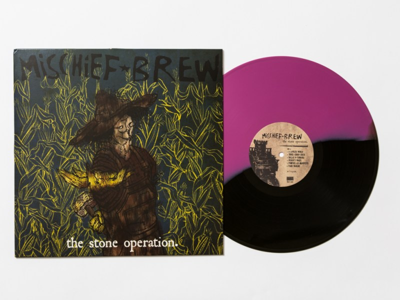 Mischief Brew – The Stone Operation LP/CD