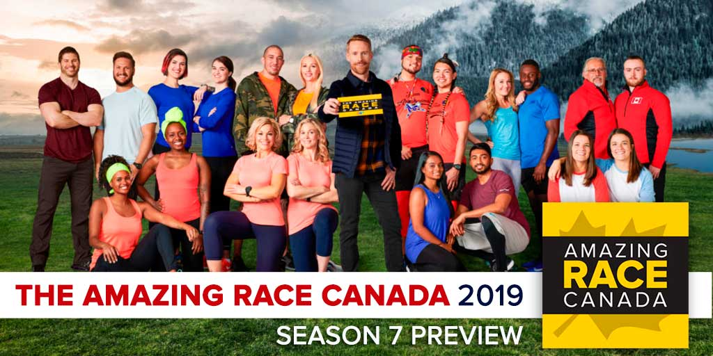 The Amazing Race Canada 2019 Season Preview